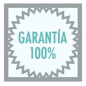 Garantía 100% - Aprendizate.com
