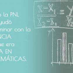 Cómo la PNL me ayudó a terminar con la creencia de que era mala en matemáticas