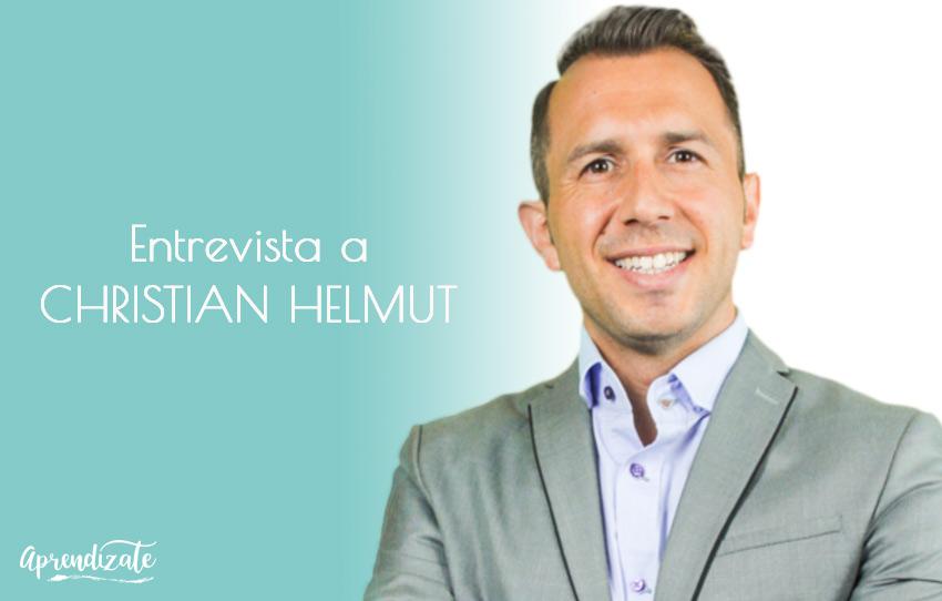 Entrevista a Christian Helmut